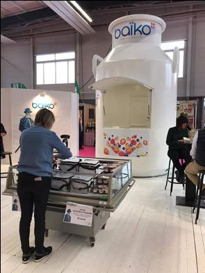 Salon Saveurs et terroirs 2019, Savoiexpo, Baïko, production laitière,